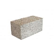 Блок теплоизоляционный полнотелый, 390х190х188 мм, Термоплюс, арт. 1140