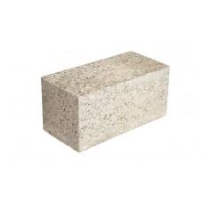 Камень стеновой полнотелый, 390х190х188 мм, Эконом, М50, арт. 1133