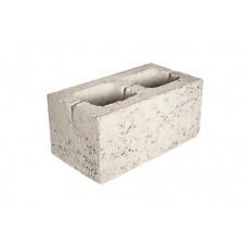 Камень стеновой пустотелый (2-х пуст.), 390х190х188 мм, Стандарт, М25, арт. 2421