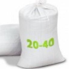 Керамзит фасованный фр. 20-40 мм (мешок 0,05м3)