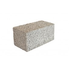 Камень стеновой полнотелый, 390х190х188 мм, Термокомфорт, М35, арт. 1112