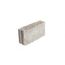 Блок теплоизоляционный перегородочный полнотелый, 390х90х188 мм, Термоплюс, арт 1346